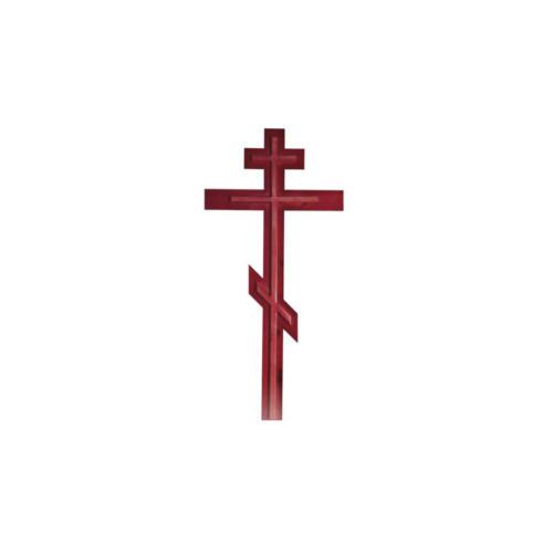 Крест с накладкой